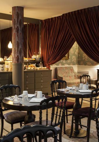 Best Western Plus Hôtel Littéraire Gustave Flaubert - Breakfast